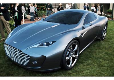 Aston Martin Gauntlet Concept: Diseño soberbio