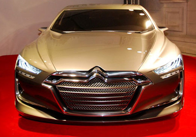 Citroën Metropolis Concept: Francés made in China