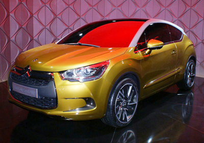 Citroën DS High Rider: Anticipos del DS4