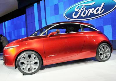 Ford Start Concept: Reinventando el vehículo urbano