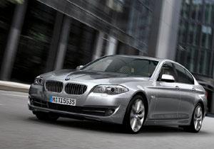 BMW Serie 5, su historia
