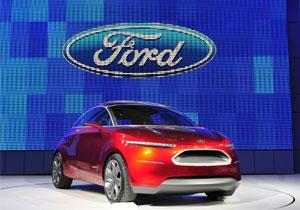 Ford reporta ganancias de 2,100mdd en el primer trimestre de 2010