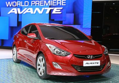 Hyundai Elantra - Avante 2011: Conócelo