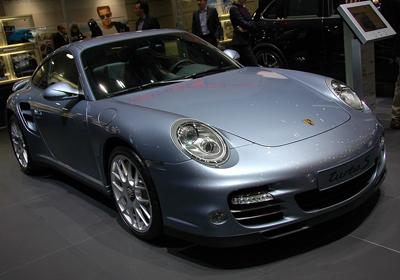 Porsche 911 Turbo S 2011, estreno mundial