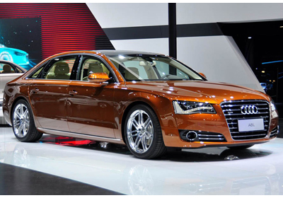 Audi A8 L 2011 hecho para magnates