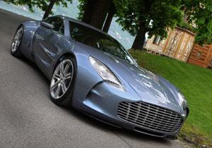10 Aston Martin One-77 para llevar por favor
