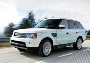 Gama híbrida de Land Rover para el 2013