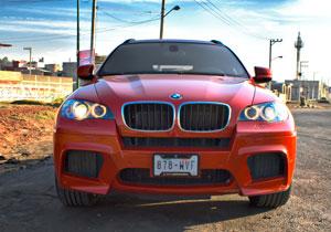 BMW X6 M 2010 a prueba