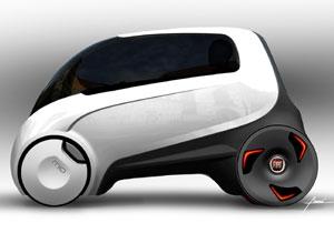 El Fiat FCC III un concepto a presentarse en el Salón de Brasil