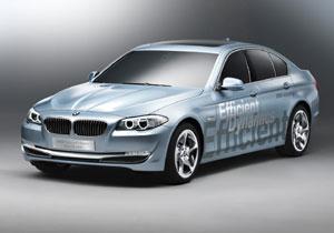 BMW confirma el Serie 5 y Serie 3 híbridos
