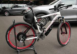 Lexus y Porsche desarrollan bicicletas eléctricas