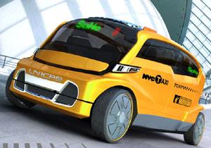 UniCab el taxi del futuro para Nueva York