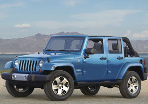 Jeep Wrangler llamado a revisión, casi 300mil unidades afectadas