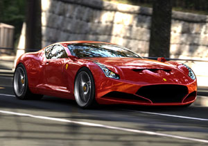 Ferrari 612 GTO el sueño de un diseñador