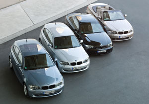BMW Serie 1 llamado a revisión