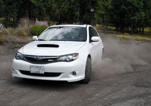 Subaru Impreza WRX  2010 a prueba