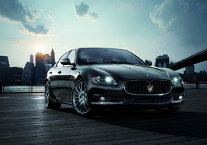 Nueva Tecnología para el Maserati Quatroporte en el 2012
