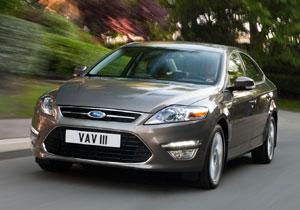 Ford Mondeo presenta su renovación en el Salón de Moscú