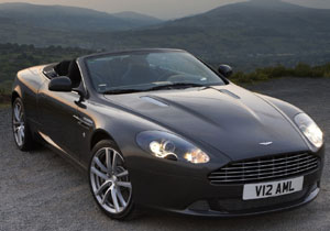 Aston Martin actualiza ligeramente el DB9 2010