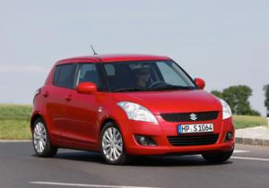 Suzuki Swift 2011 debuta en Europa