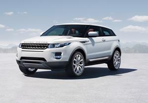 Land Rover Evoque 2012