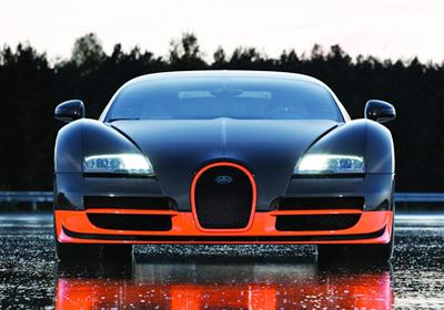 Bugatti Veyron Super Sport 2011:  La última versión es la más potente