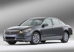 Actualización menor para el Honda Accord 2011