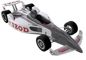 La IndyCar ya tiene Nuevo auto para la temporada 2012