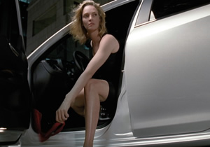 Uma Thurman la imagen del Alfa Romeo Giulietta