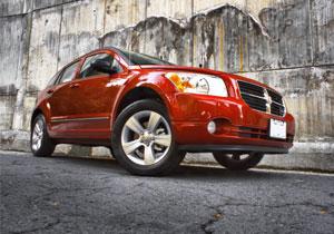 Dodge Caliber 2010 a prueba
