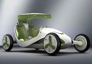 Saic Leaf un concepto irreal de un auto ideal