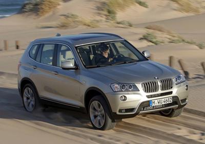 BMW X3 2011: Nace la nueva generación