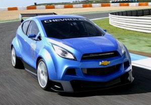Chevrolet Spark turbo, el auto de seguridad en el WTCC