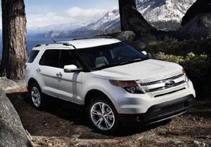 Ford Explorer 2011 se renueva por completo