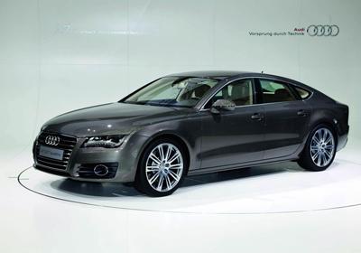Audi A7 Sportback 2011: Ya es realidad