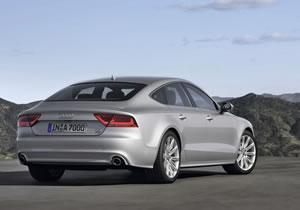 Audi A7 Sportback, otro más en la moda de los coupé-sedán