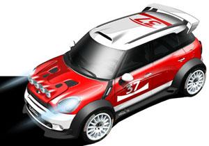 MINI confirma su incursión en el Campeonato del Mundo de Rally