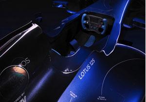 Lotus Exos Type 125 una experiencia F1 para quienes pueden pagarlo