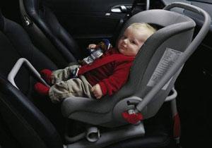Estudio demuestra la efectividad de los asientos para niños