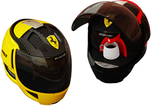 Nueva cafetera de Ferrari Nespresso