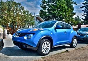 Nissan Juke 2012  a prueba en exclusiva
