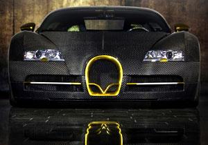 Bugatti Veyron, Mansory Vinceró d´Oro