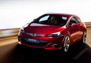 Opel Astra GTC Concept  debutará en París