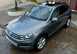 Volkswagen Touareg 2011 primer contacto