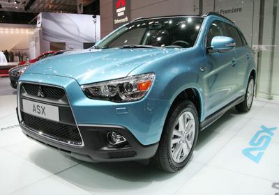 Mitsubishi ASX: Ya está en Perú