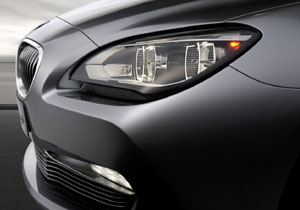 BMW Concept Serie 6 Coupé se presenta en París 2010
