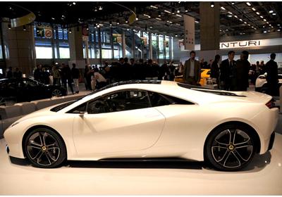 Lotus Esprit Concept 2013: El inglés que desafía a los italianos