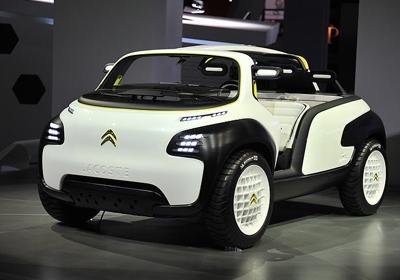 Citroën Lacoste Concept: Revolución francesa