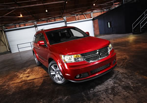 Dodge Journey 2011 cambios en motor e interiores