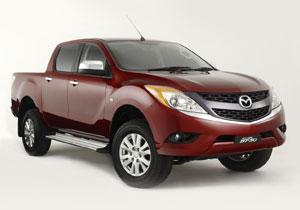 Mazda BT-50 2011 una nueva pick up